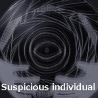 Suspicious individual