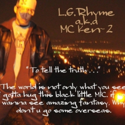 L.G.Rhyme a.k.a MC Ken-2