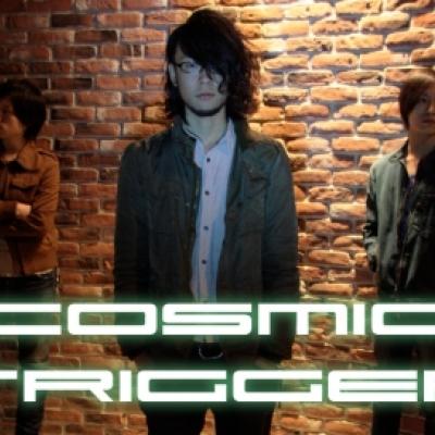 cosmic trigger 新曲UP中!!!!