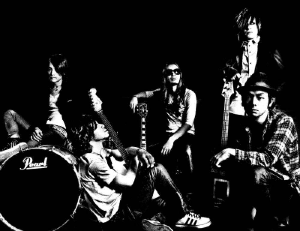 TRIBAL CHAIR - New Album 「Crows in the cloud」 June 8 2011 Drop!!! -