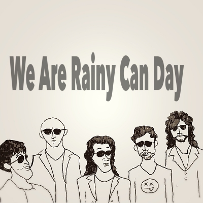 Rainy Can Day