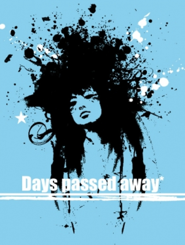 days passed away