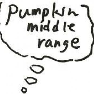 Pumpkin Middle Range