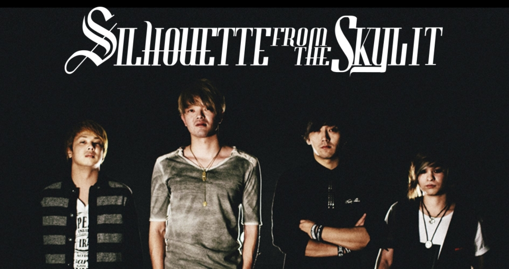 SILHOUETTE FROM THE SKYLIT