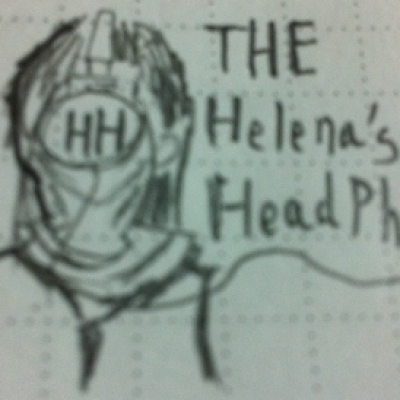 The Helena's Headphone