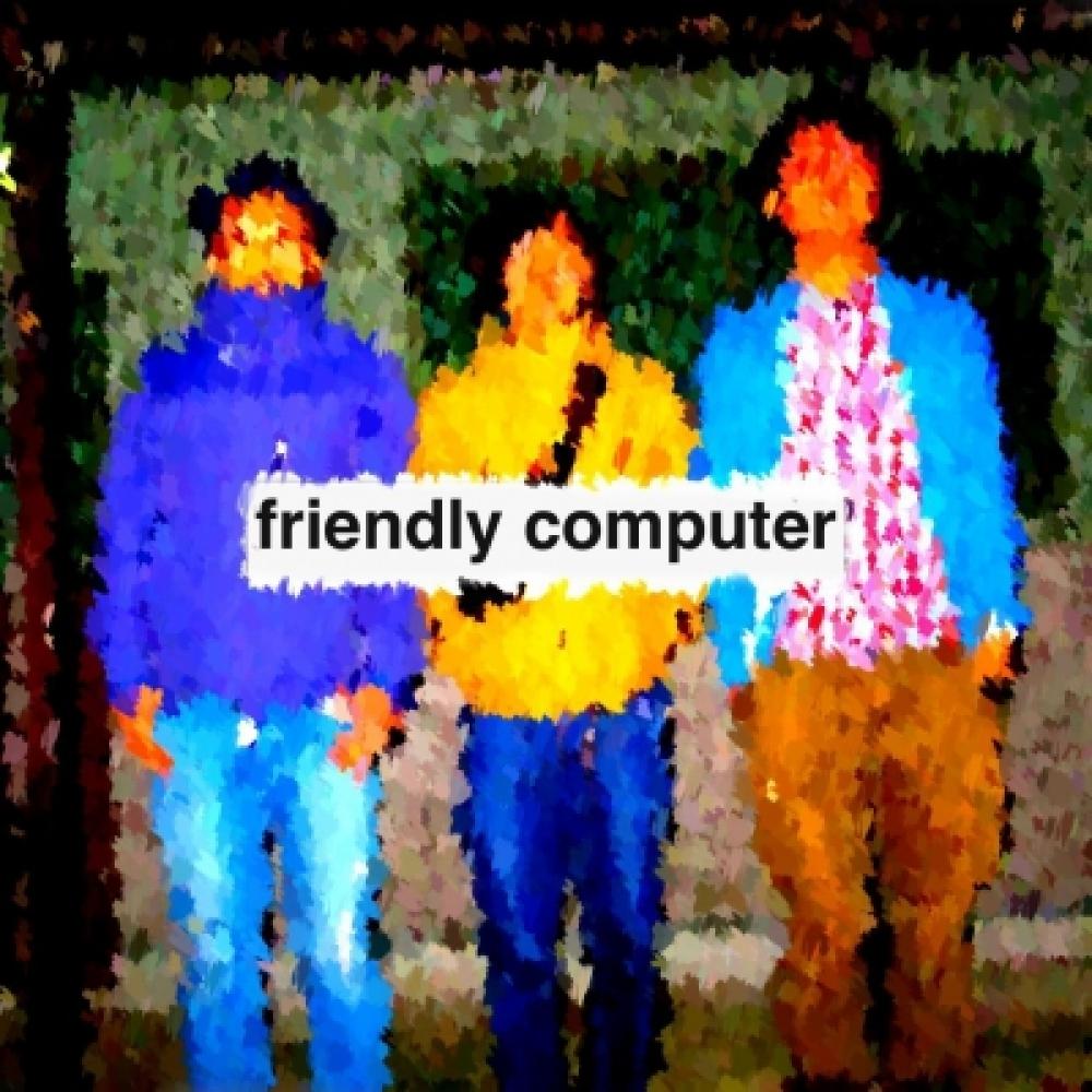 friendly computer(5/16新曲『arrange』追加しました!!!)