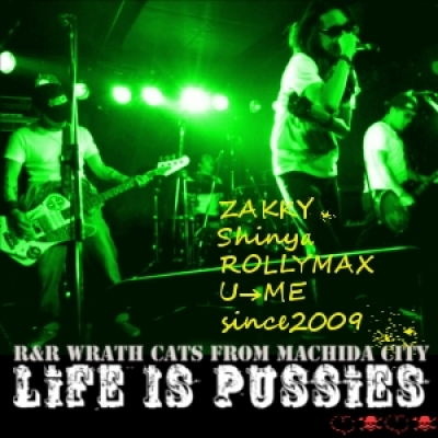 LiFE IS PUSSiES (ライフイズプッシーズ lifeispussies)