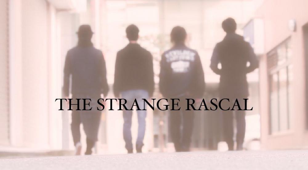 THE STRANGE RASCAL