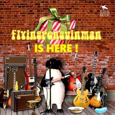 FlyingPenguinMan-フライングペンギンマン
