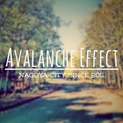 Avalanche Effect 1stEP now on sale