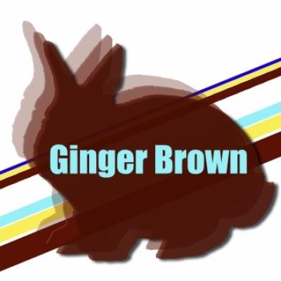 GingerBrown