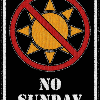 NO SUNDAY
