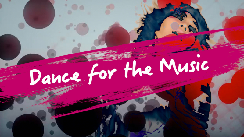 "『Dance For The Music』/ The Crater ""Dance For The Music"""