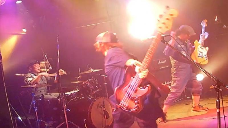 町田エンジン「吉祥寺 RockJoint GB Live」2019.6.9 ダイジェスト
