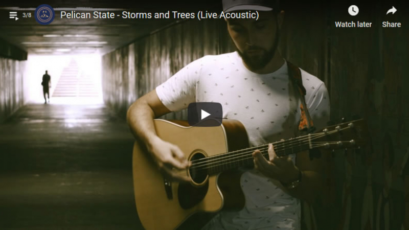 Storms and Trees (Live Acoustic)