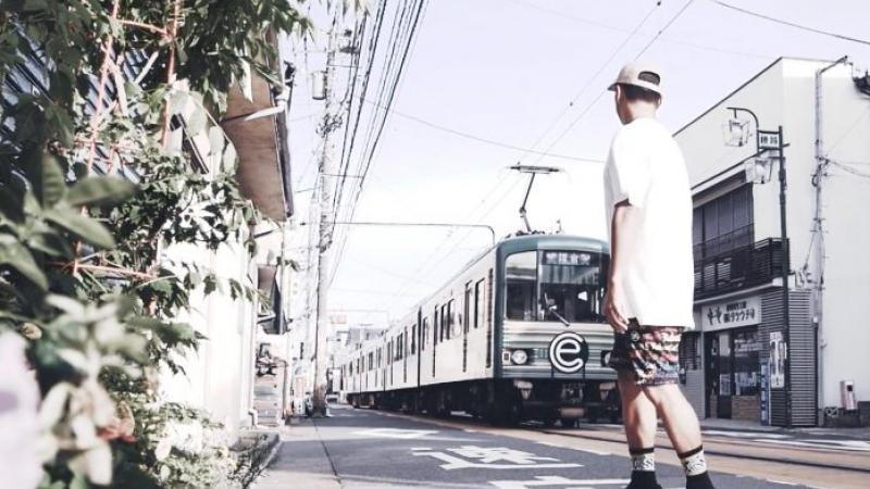 RASH × HYDRO SKATE BOARD feat. Nobuyuki Osawa (full ver.) sound by GEMINIST COUNTERPART