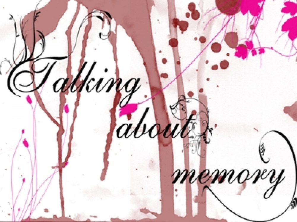 talking about memory
