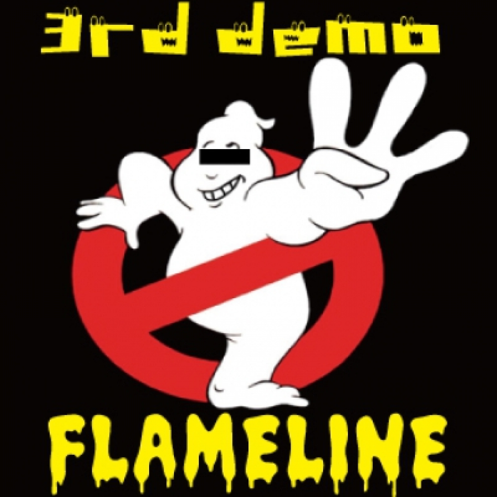 FLAMELINE(NEW SONG UP)