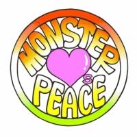 monster loves peace