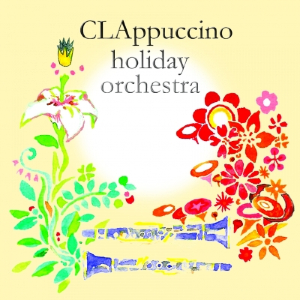 CLAppuccino holiday orchestra