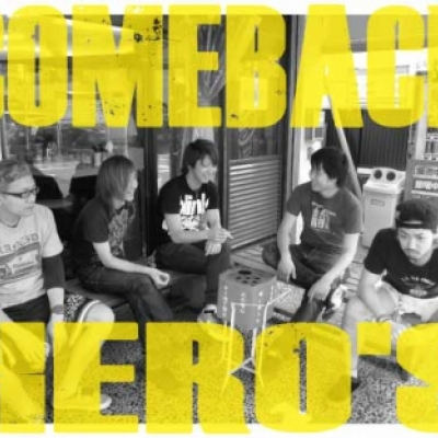 COMEBACK HERO'S