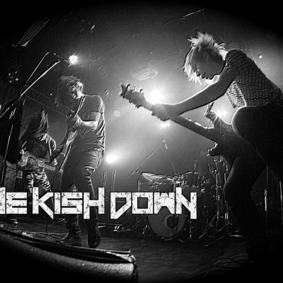 THE KISH DOWN (new song up!!)
