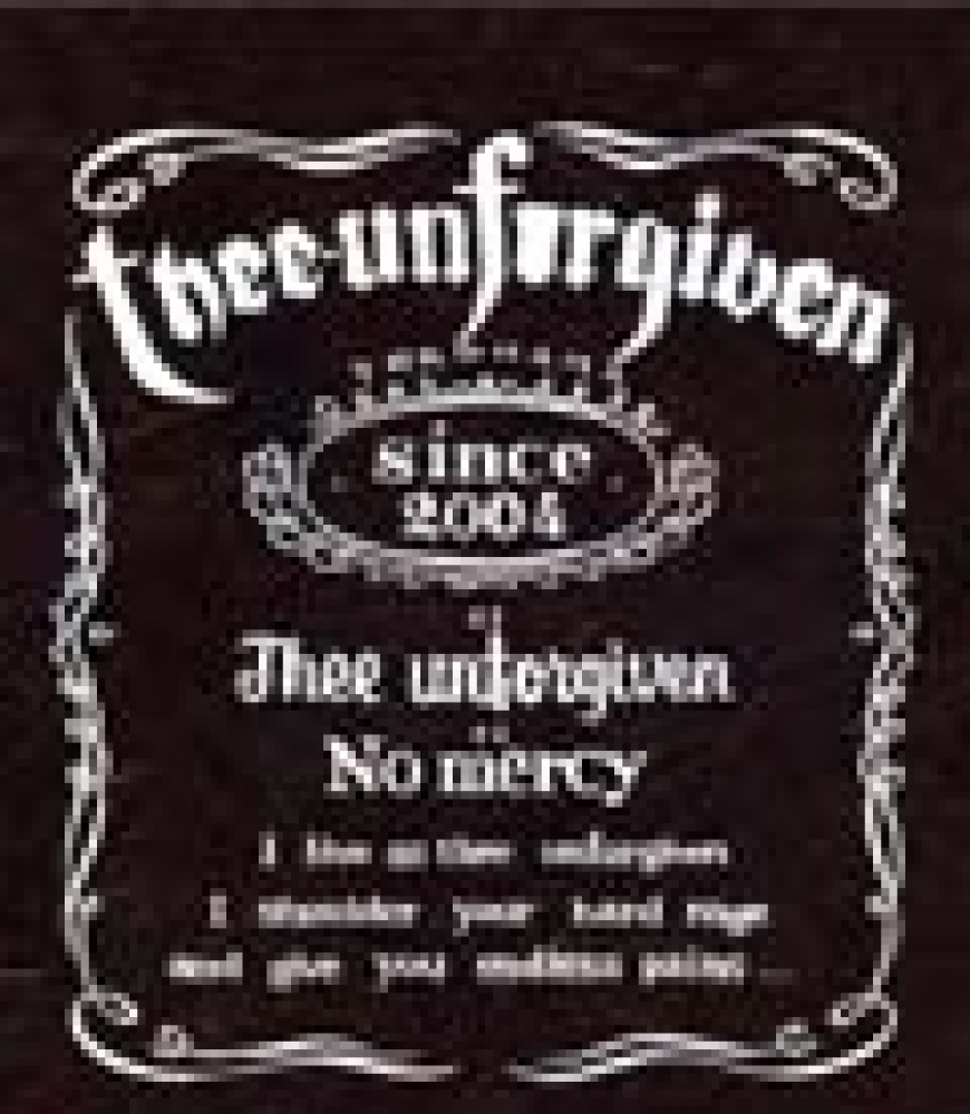 THEE-UNFORGIVEN