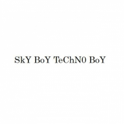 Sky Boy Techno Boy