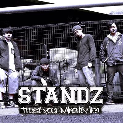 STANDZ(2016/12/29渋谷TheGAME)