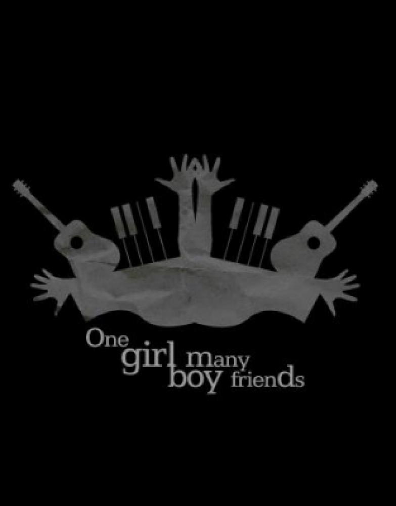 One girl many boy friends