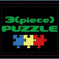 3(piece)PUZZLE