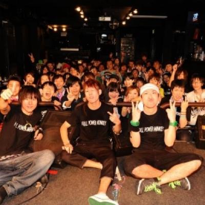FULL POWER MONKEY 11/23全国発売決定!