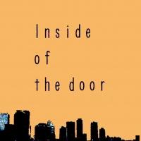 inside of the door
