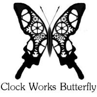 Clockworks Butterfly