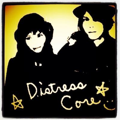 Distress core
