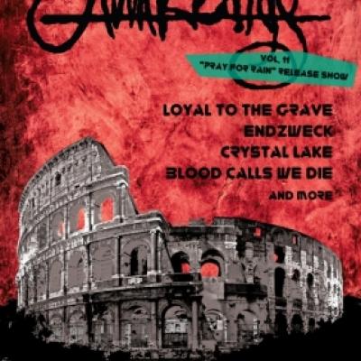 BLOOD CALLS WE DIE