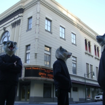 2011/6/8 MAN WITH A MISSION 1st FULL ALBUM DROP!!