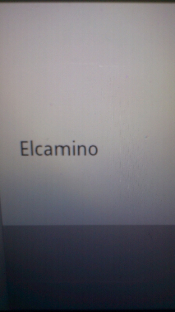 Elcamino