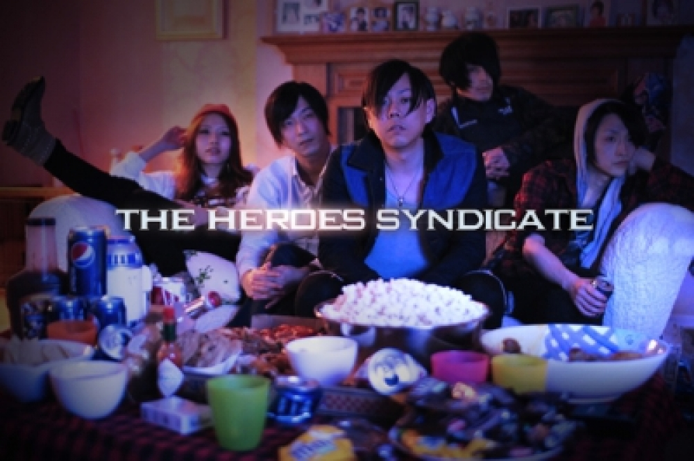 THE HEROES SYNDICATE