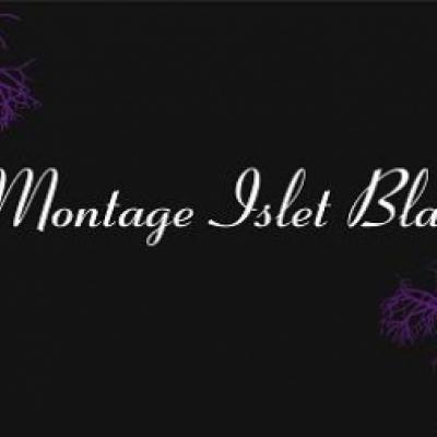 Montage Islet Black (MIB)