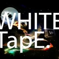 White tape