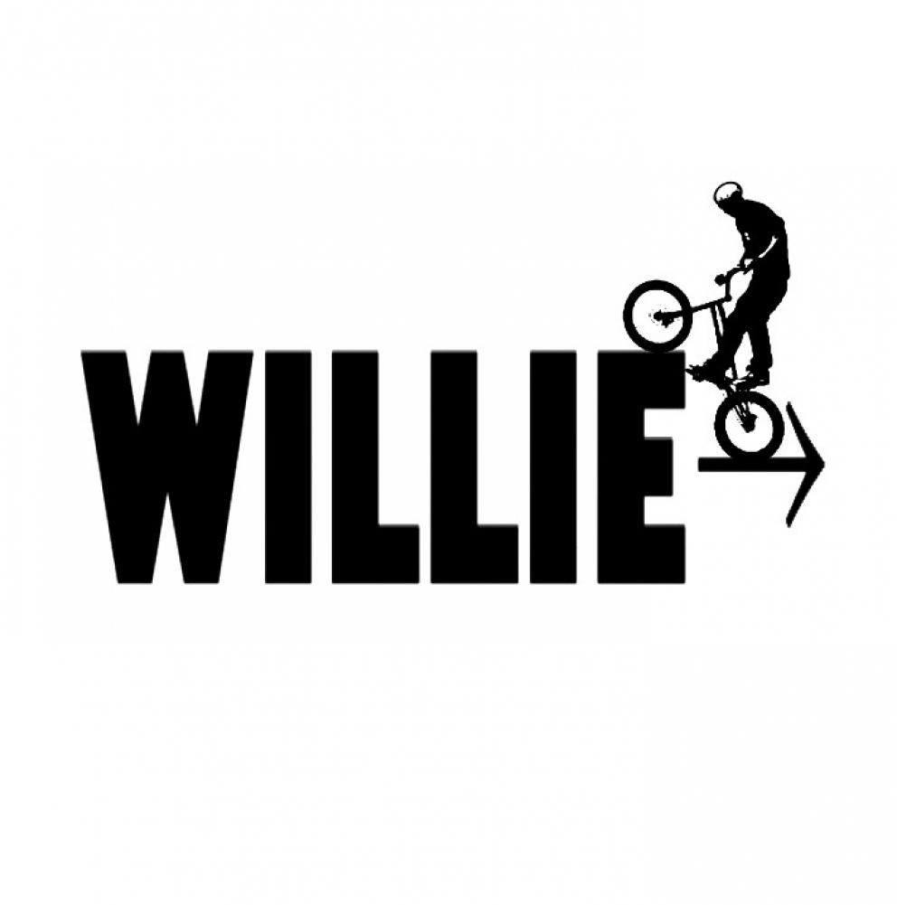 WILLIE→