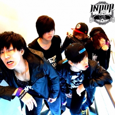 INPOP 1st EP発売中!!