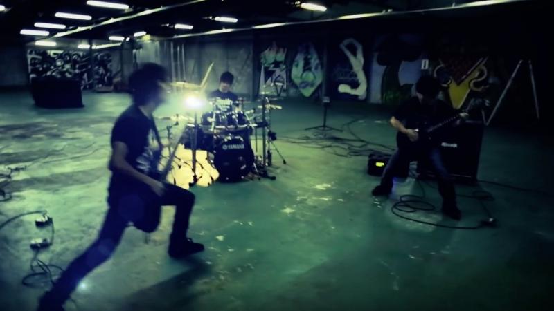 """INHALE - """"Dark Days"""" Official Music Video"""