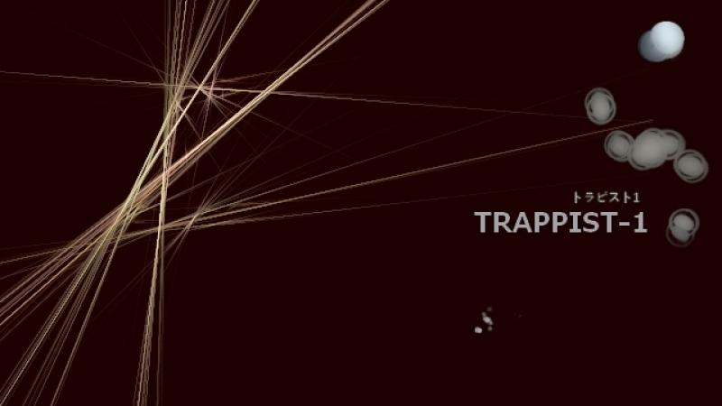 トラピスト1 TRAPPIST-1